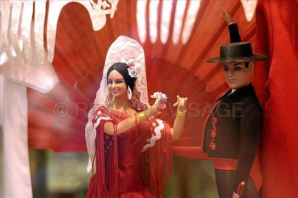 danseur de flamenco espagnol